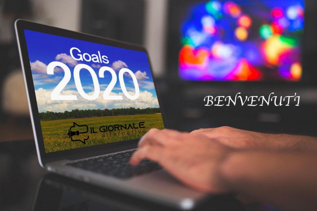 2020 anno di cambiamento se prima cambiamo noi stessi. Benvenuti su Il Giornale Alternativo