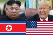 Kim Jong-un e Trump a confronto