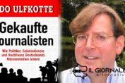 Gekaufte Journalisten Udo Ulfkotte presto in lingua italiana