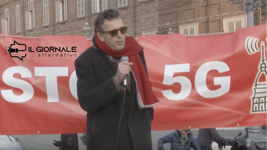"""Ugo Mattei spiega a Torino la deriva del """"progresso"""" in onda su Byoblu"""