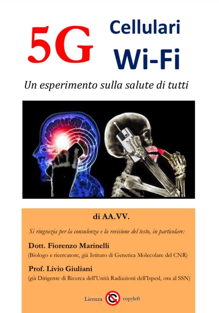 5G - la Svizzera blocca l'installazione delle antenne. Un libro che spiega perché le radiofrequenze sono dannose.
