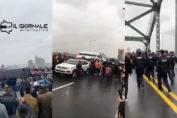 In Cina scoppiate proteste nel ponte di collegamento le province Hubei e Jiangxi
