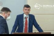 Discorso di Pavel Tarasov sulle misure prese in Russia per il coronavirus