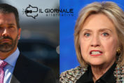 Donald Trump Junior risponde a tono a Hillary Clinton in un tweet