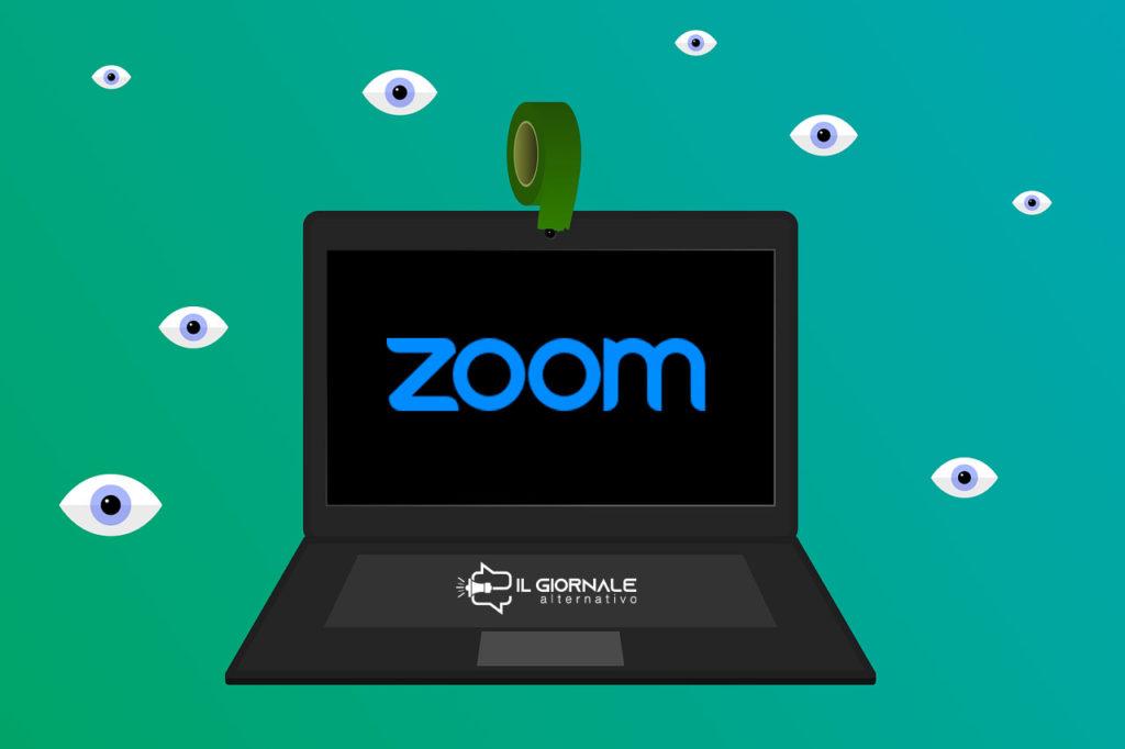 Zoom, problemi di privacy e falle di sicurezza