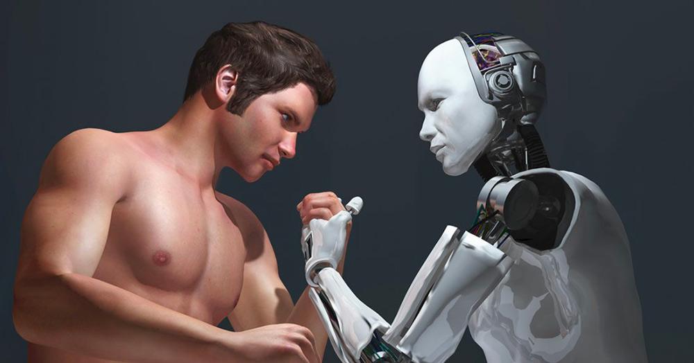 Hanson Robotics, uomo e robot