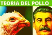 Stalin e l'aneddoto sulla gallina