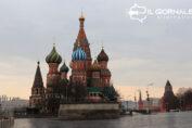 Covid-19 in Russia, immagine di Mosca