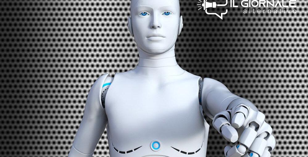 Intelligenza artificiale, un robot