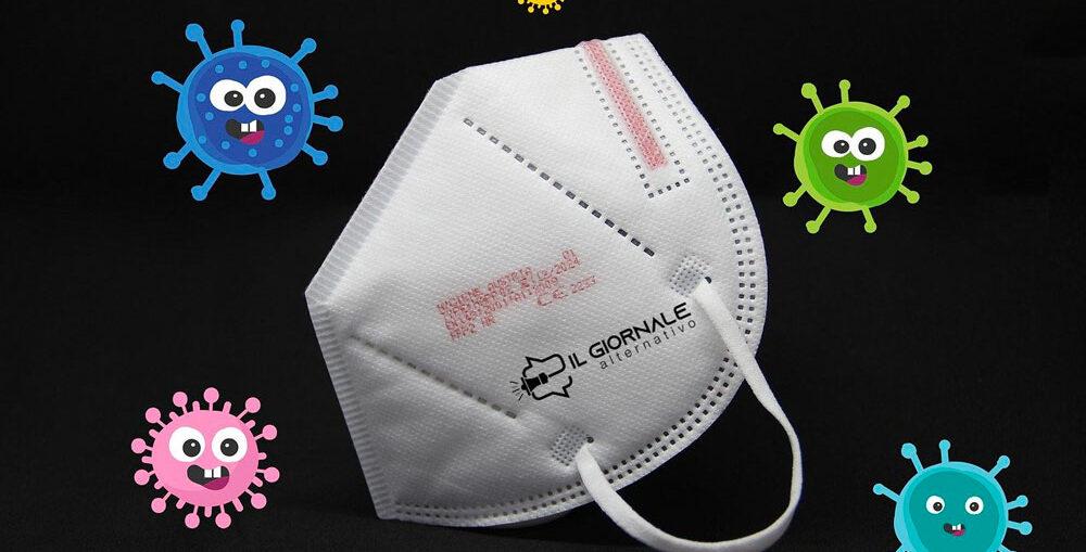 Mascherine anti covid19 e virus