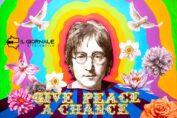 John Lennon, il cantante