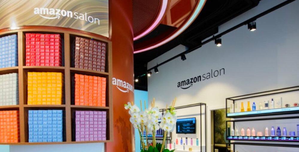 Amazon Salon, il parrucchiere di Amazon