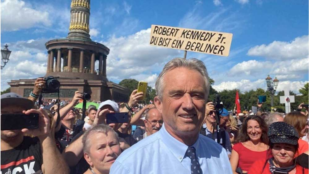 Robert Kennedy Junior