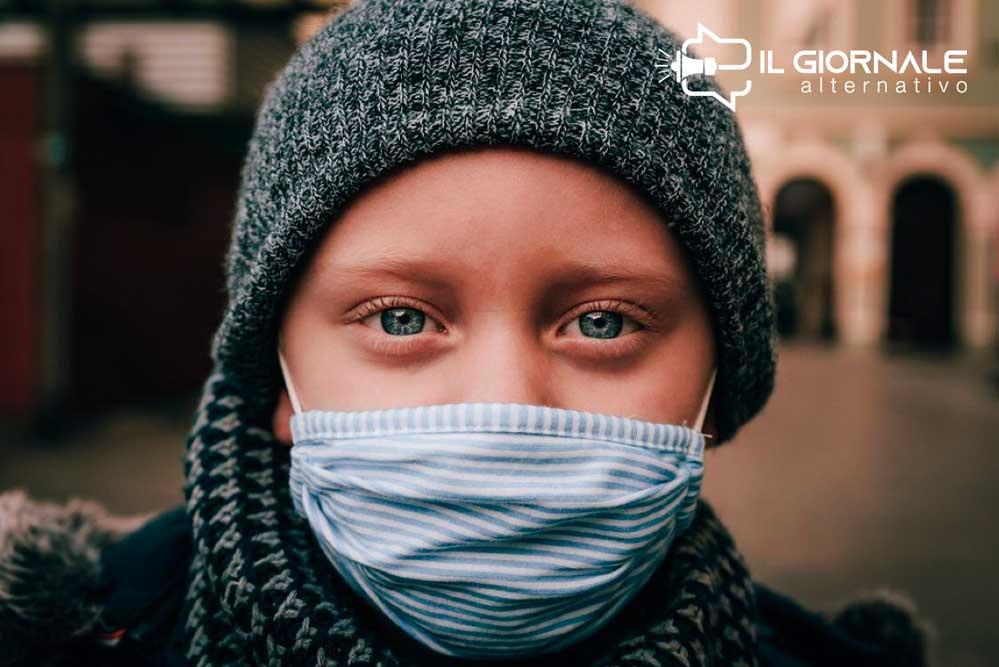 Bambini, con le mascherine non riconoscono le emozioni