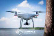 Malesia: droni per misurare la temperatura corporea delle persone